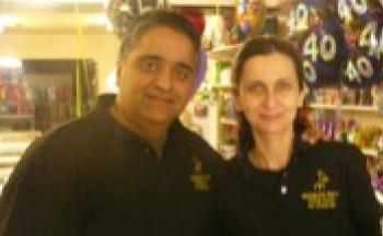 Jamaal and Tina